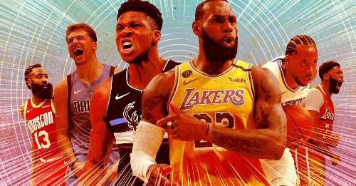 If the NBA Season Is Over, Who Should Win MVP?