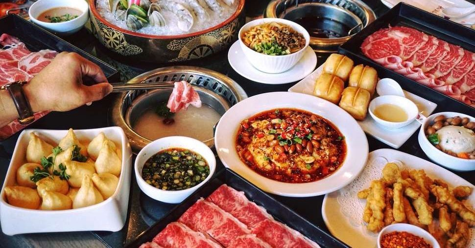 Major Chinese Hot Pot Restaurant Hai Di Lao Is Now Open Downtown