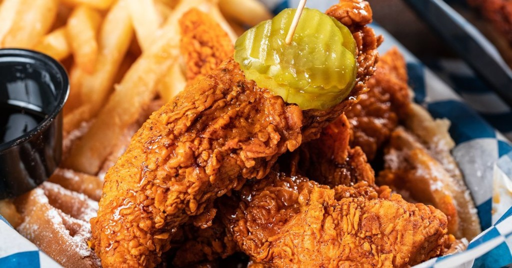 Yet Another Nashville Hot Chicken Restaurant Debuts Next Week in East Dallas