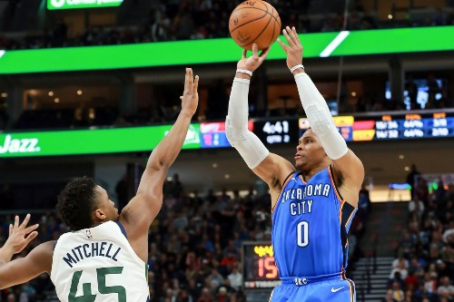 Chaotic Thunder, Smooth Jazz: Your First Round Playoff Preview