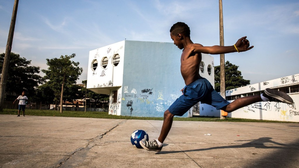A week in the favela, Brazil's best worst place