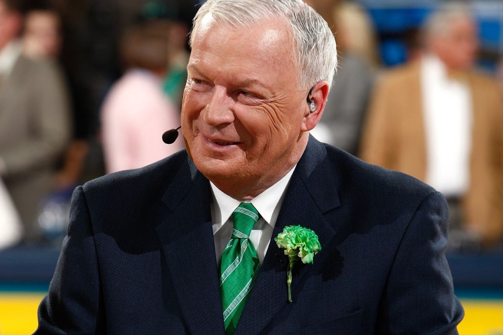 "Digger Phelps Talks About Father Hesburgh, ""He Coached Me"""