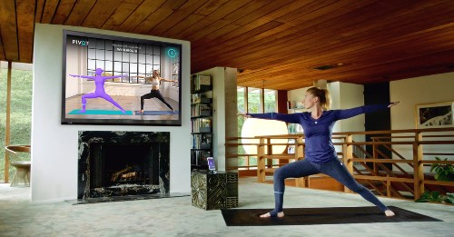 These smart yoga pants promise to fix your poses at home
