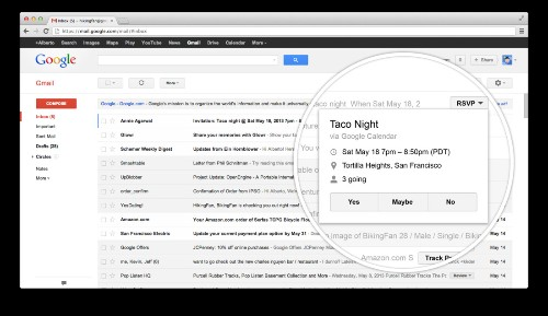 Gmail's new quick action buttons let you complete tasks without leaving your inbox