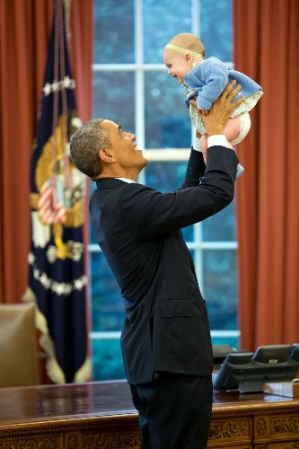 Bill Murray, Corvettes, and 3D portraits: these are the White House's photos of the year