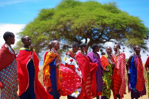The famous Maasai tribe battles for legal rights to its name