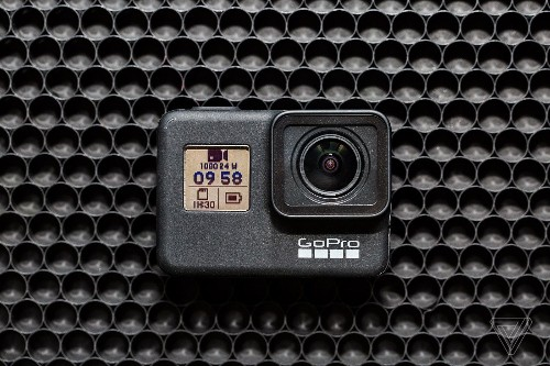 GoPro's Hero 8 and Max 360 camera pictured in new leak