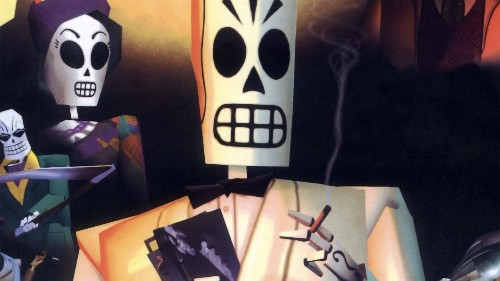 Grim Fandango returns with updated graphics, orchestral score and fan-made controls