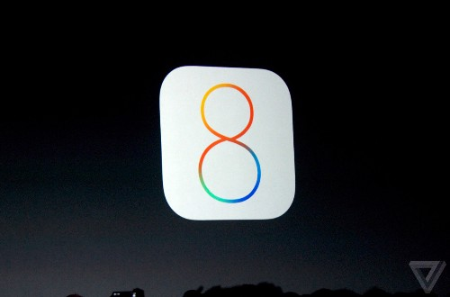 iOS 8 scans credit card details using iPhone camera