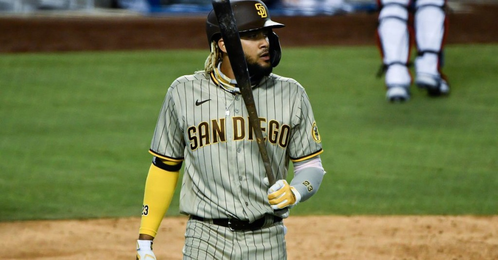 Padres offense nonexistent in 6-0 blanking by the Dodgers