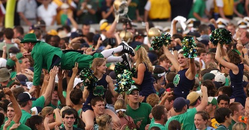 12 perfectly acceptable schools to cheer for if Notre Dame drops football