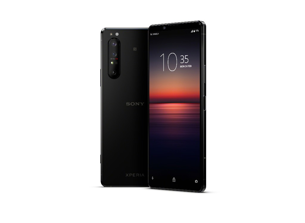 Sony's Xperia 1 II ships in the US on July 24th for $1,199