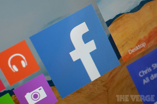 Official Facebook app for Windows 8.1 now available