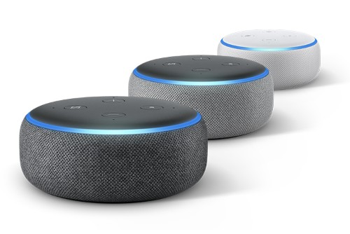 Amazon is selling a bundle of three Echo Dot speakers for just $70