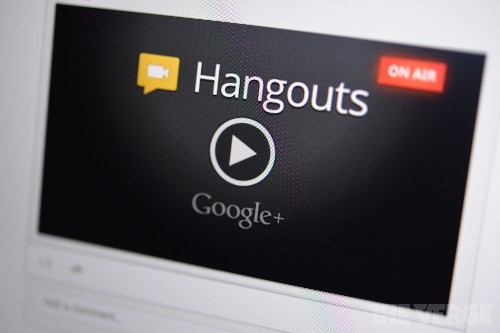 Google+ Hangouts updated with live rewind and instant replay