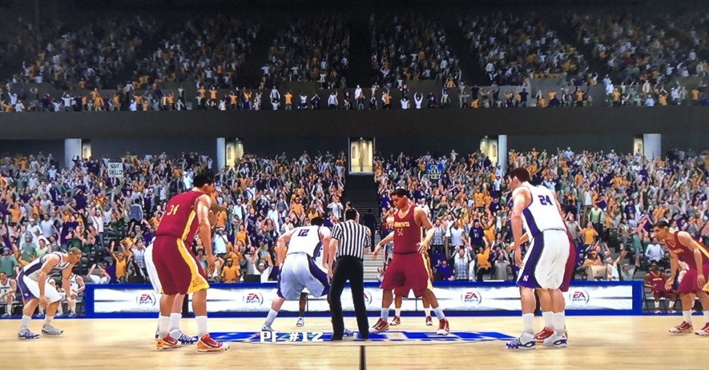 We've Been Robbed By NCAA Basketball 10 (EA Sports is Satan)
