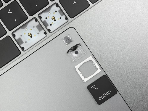 Apple's keyboard 'material' changes on the new MacBook Pro are minor at best