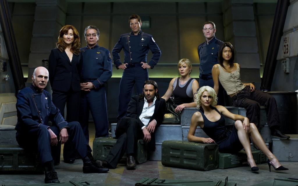 Why Battlestar Galactica is the perfect quarantine marathon