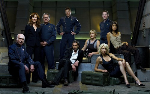 Why Battlestar Galactica is the perfect quarantine marathon
