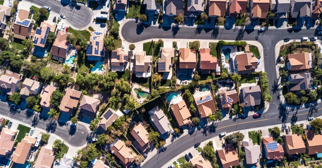 Another financial crisis is brewing in the mortgage market
