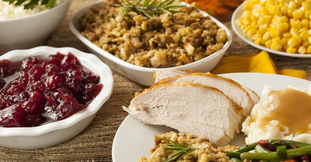 Where to Find a Free Thanksgiving Meal in Portland