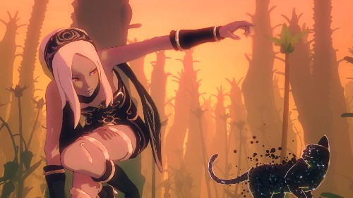 Gravity Rush 2 is 2017's first excellent game