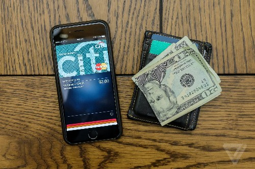 Apple Pay now supports the cards that make up 90 percent of credit card purchases in the US