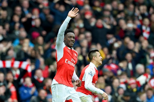 Arsenal 2-1 Leicester City: TOWN
