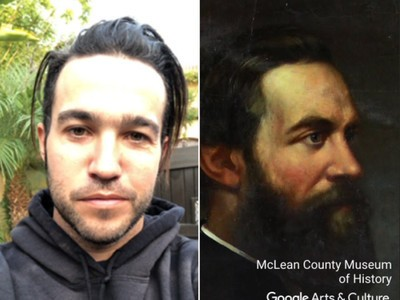 People love Google's new feature that matches your selfie to a famous painting