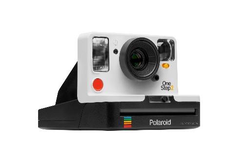 The first Polaroid instant camera in a decade is adorable