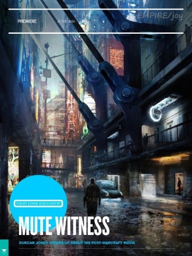 Here's why you should get excited for Duncan Jones' Mute