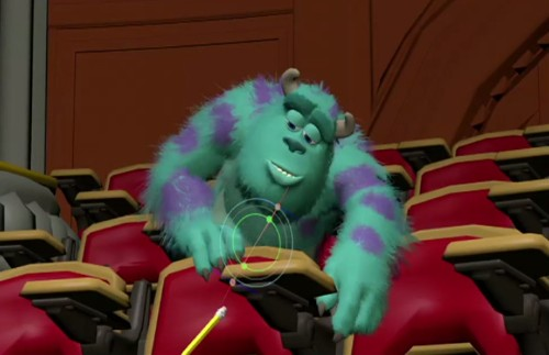 Pixar gives a closer look at how it animates big hairy monsters