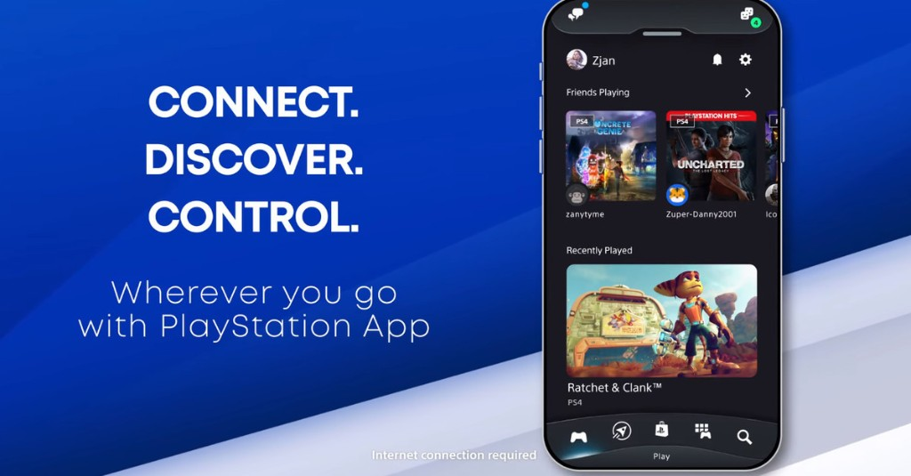 Sony's new PlayStation App is seriously clean and lets you do way more remotely