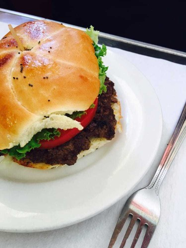 Plateau Burger Favourite Returns From the Dead After Fire