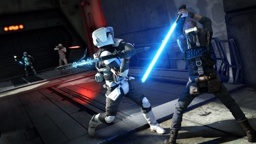 Jedi: Fallen Order could finally be the Star Wars game we've been waiting for