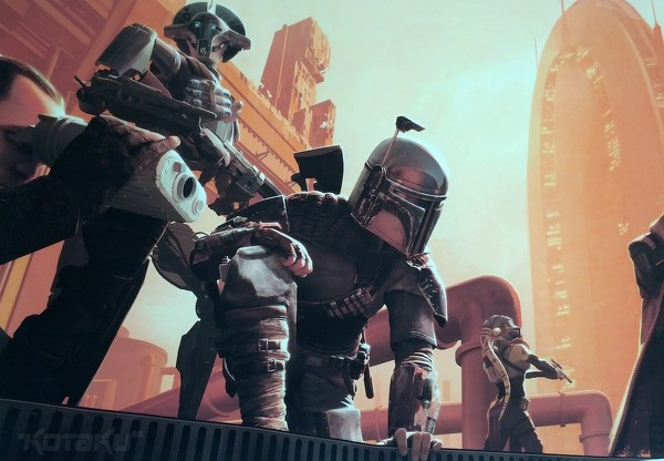 Cancelled 'Star Wars 1313' video game would have starred Boba Fett
