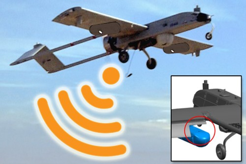 DARPA is turning drones into wireless hotspots