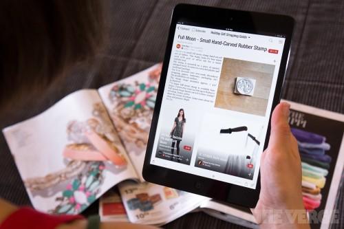 Flipboard launches shopping catalogs