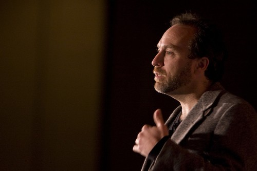 Wikipedia founder Jimmy Wales is selling SIM cards for charity