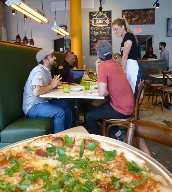 Harry's Pizzeria Debuts in Coconut Grove Today