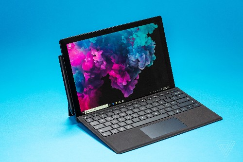 Microsoft patent hints at redesigned Surface Pro with a thinner keyboard