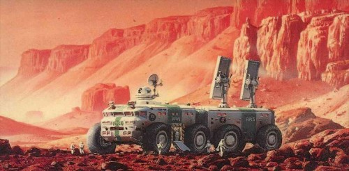 How science fiction has imagined colonizing our Solar System and beyond