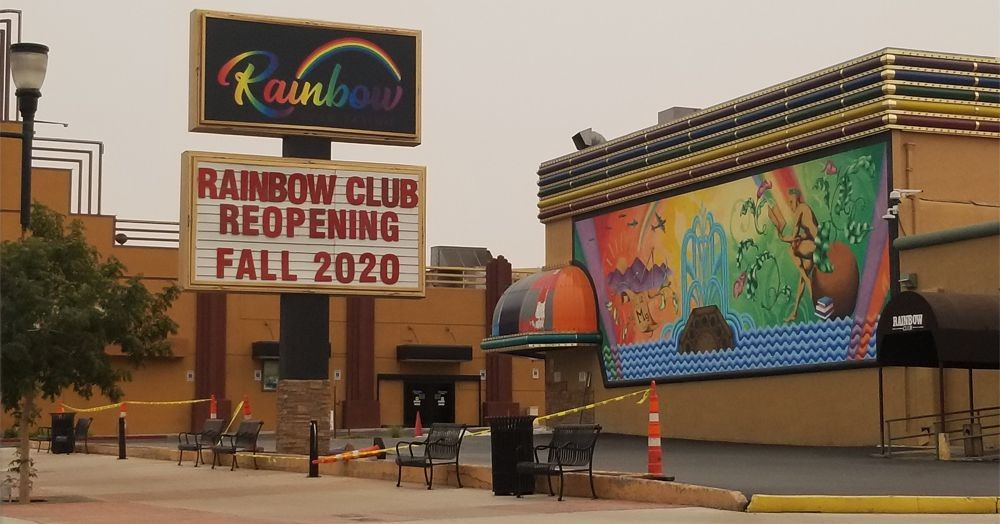 Water Street's Rainbow Club Reopens With a New Burger Restaurant From a Former Strip Chef