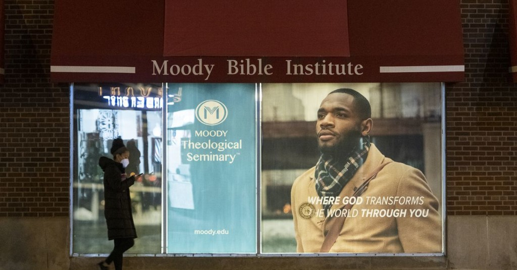 Moody Bible Institute rocked by allegations it mishandled sex misconduct claims; one leader resigns, another on leave