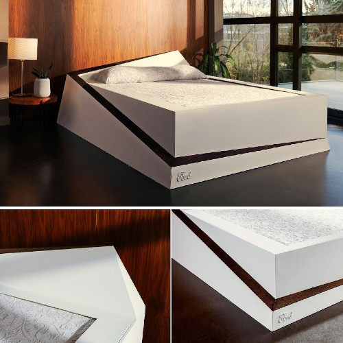 Ford made a conveyor belt mattress to keep bed hoggers in their own lane