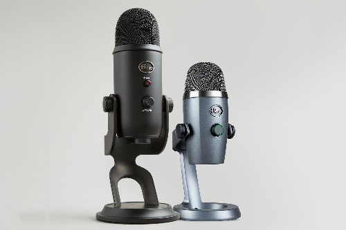 Blue brings out a baby Yeti for aspiring podcasters and image-conscious YouTubers