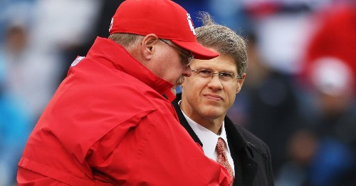 Clark Hunt may have called the best play in Super Bowl LIV