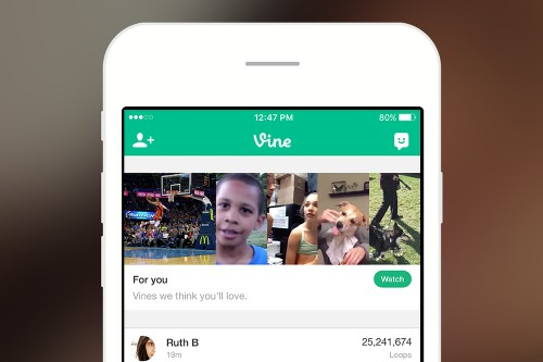 Vine will now curate a channel of posts it thinks you'll want to see