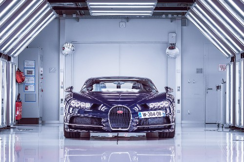 Inside the Bugatti factory: an exclusive look at the making of the $2.6 million Chiron