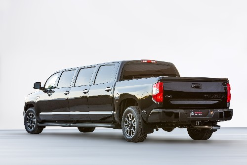 Toyota builds a 26-foot-long limo pickup truck, because why not